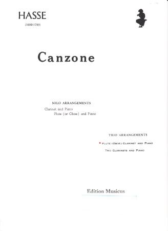 CANZONE in C minor