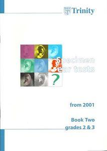 SPECIMEN EAR TESTS Book 2 Grade 2/3