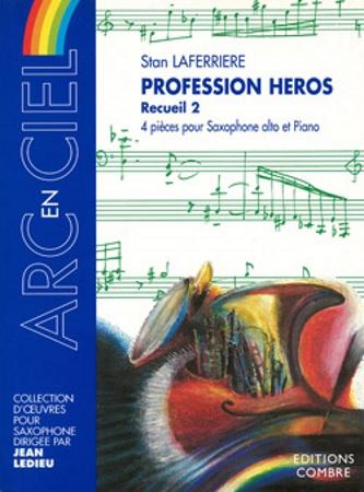 PROFESSION HEROS Book 2