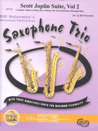 SCOTT JOPLIN SUITE Volume 2 (score & parts)