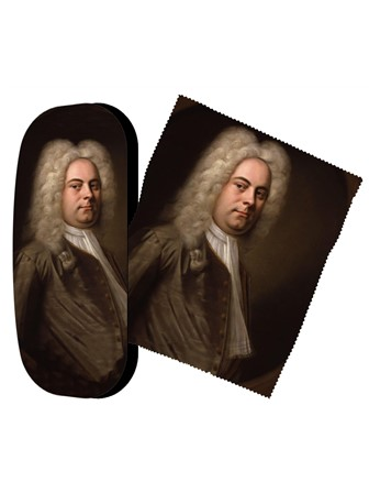 SPECTACLE CASE Handel (Portrait)