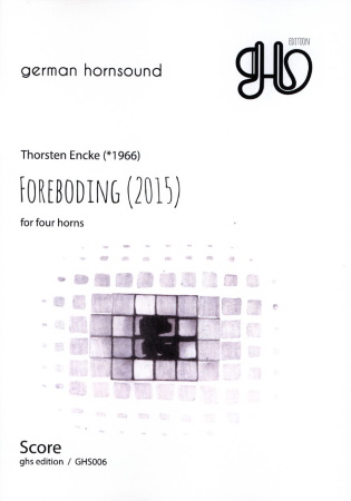 FOREBODING (score & parts)