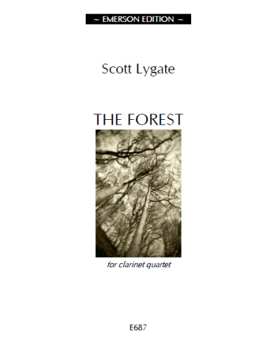 THE FOREST score & parts