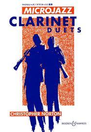 MICROJAZZ Clarinet Duets