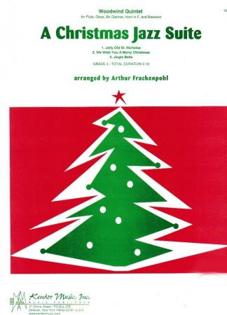 A CHRISTMAS JAZZ SUITE (score & parts)