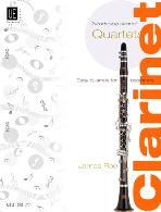 INTRODUCING CLARINET QUARTETS (score & parts)