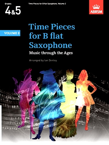 TIME PIECES for Bb Saxophone Volume 2