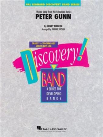 PETER GUNN (score & parts)