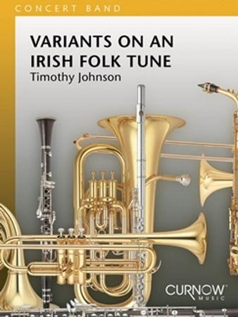 VARIANTS ON AN IRISH FOLK TUNE (score & parts)