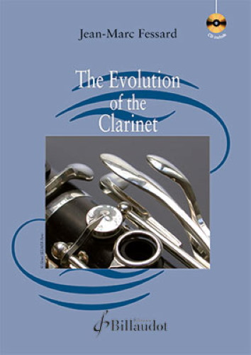 THE EVOLUTION OF THE CLARINET + CD