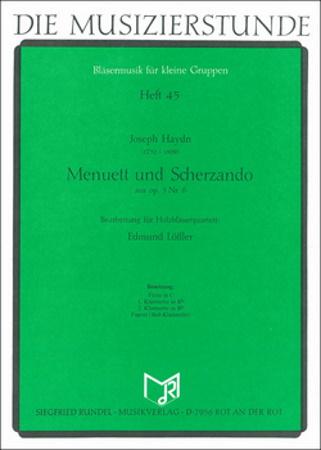 MENUETT & SCHERZANDO