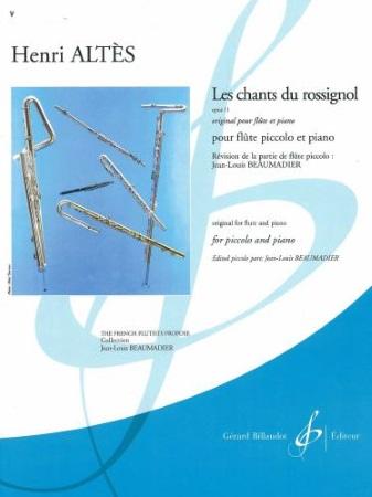 LES CHANTS DU ROSSIGNOL Op.11