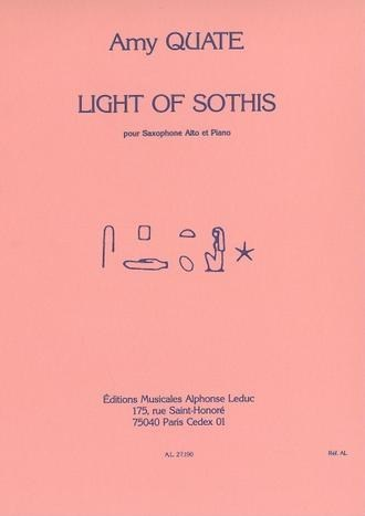 LIGHT OF SOTHIS
