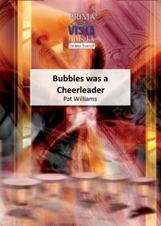 BUBBLES WAS A CHEERLEADER
