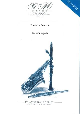 TROMBONE CONCERTO Op.114b (score & parts)