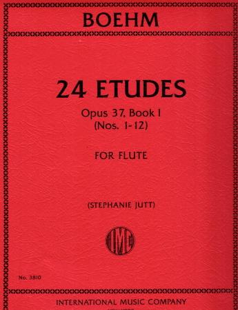 24 ETUDES Book 1 Op.37