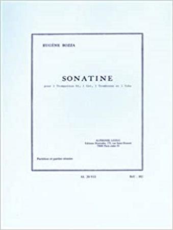 SONATINE (score & parts)