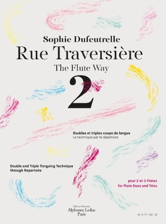 RUE TRAVERSIERE 2 + CD