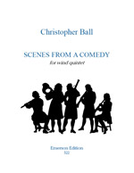SCENES FROM A COMEDY (score & parts)