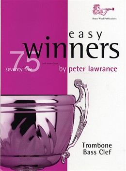 EASY WINNERS + CD Trombone Part (bass clef)