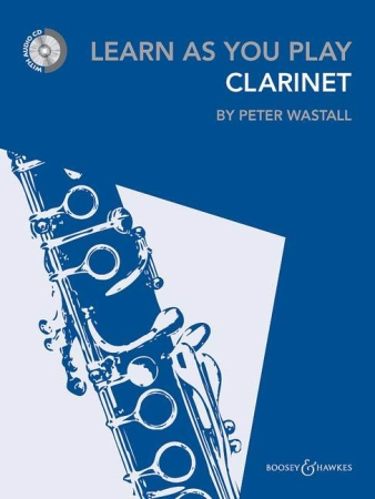 LEARN AS YOU PLAY CLARINET + CD