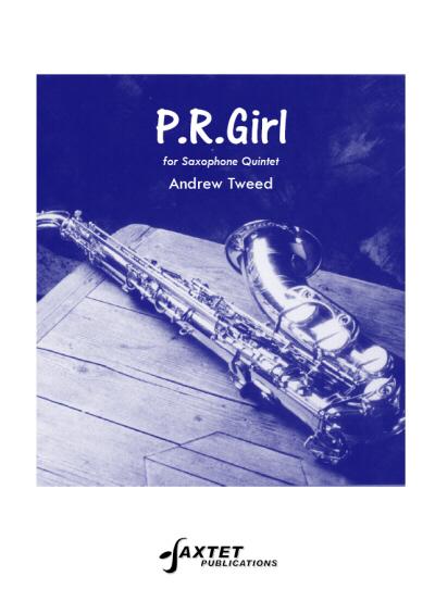 PR GIRL (score & parts)