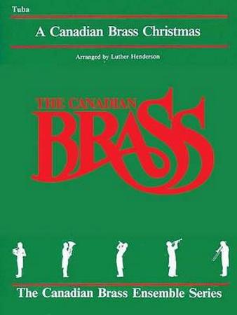 A CANADIAN BRASS CHRISTMAS tuba