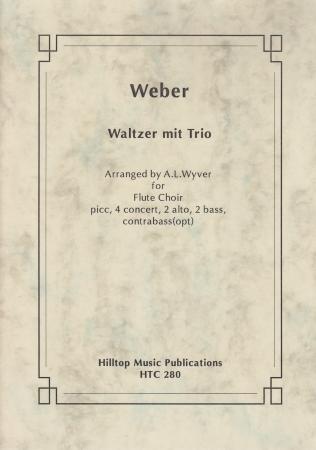 WALTZER MIT TRIO (score & parts)