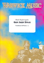 EASY JAZZY STYLES (bass clef)