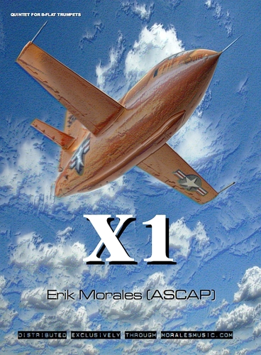 X1 (score & parts)