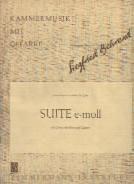 SUITE in E minor