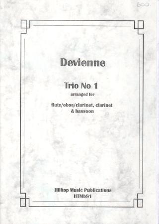 TRIO No.1 in G major