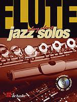 PLAY ALONG JAZZ SOLOS + CD