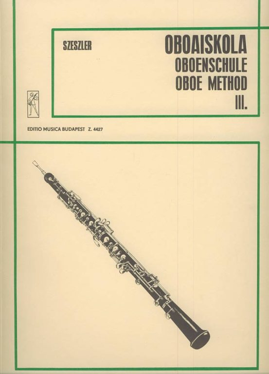 OBOE METHOD Volume 3