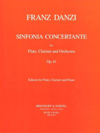 SINFONIA CONCERTANTE Op.41