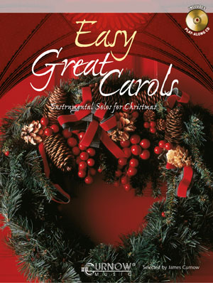 EASY GREAT CAROLS + CD