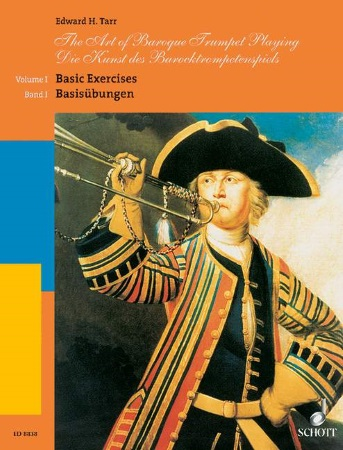 THE ART OF BAROQUE TRUMPET PLAYING Volume 1