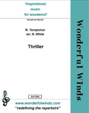 THRILLER (score & parts)