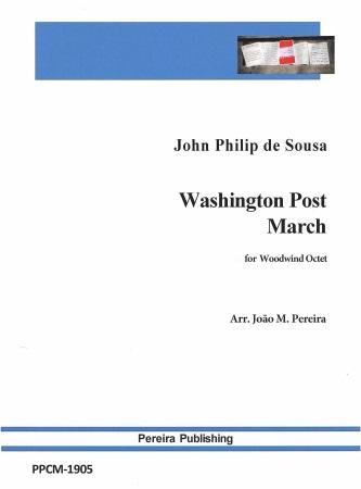 WASHINGTON POST MARCH (score & parts)