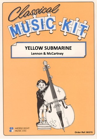 YELLOW SUBMARINE (score & parts)