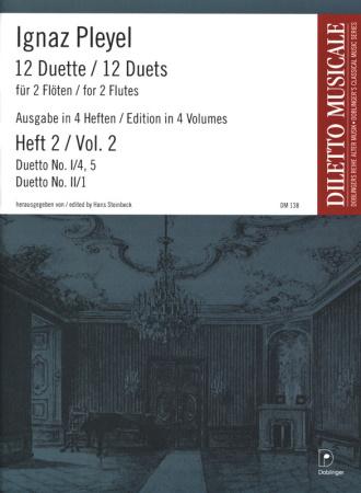 12 DUETS Volume 2