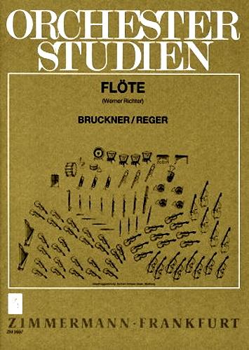 ORCHESTRAL STUDIES: Bruckner, Reger