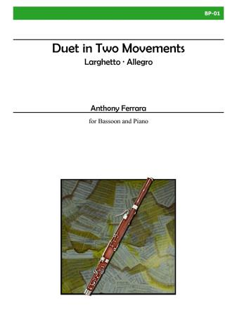 DUET IN TWO MOVEMENTS