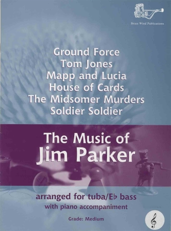 THE MUSIC OF JIM PARKER (treble clef)