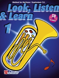 LOOK LISTEN & LEARN Book 1 (treble clef)