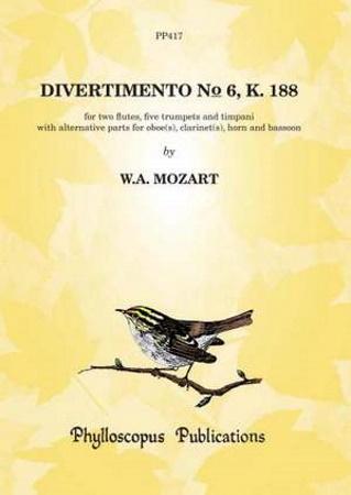 DIVERTIMENTO No.6 K188