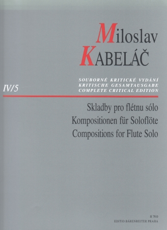 COMPOSITIONS FOR FLUTE SOLO