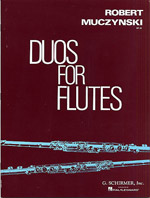 DUOS FOR FLUTES
