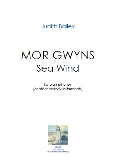 MOR GWYNS Op.61 (score & parts)