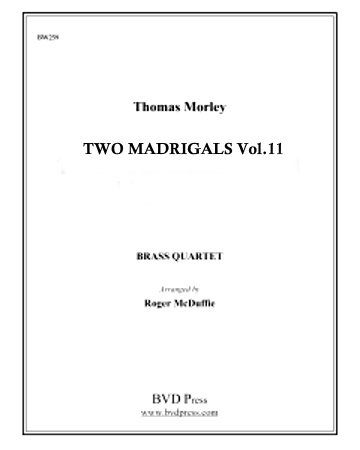 2 MADRIGALS Volume 11